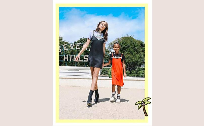 PrettyLittleThing launches childrenswear