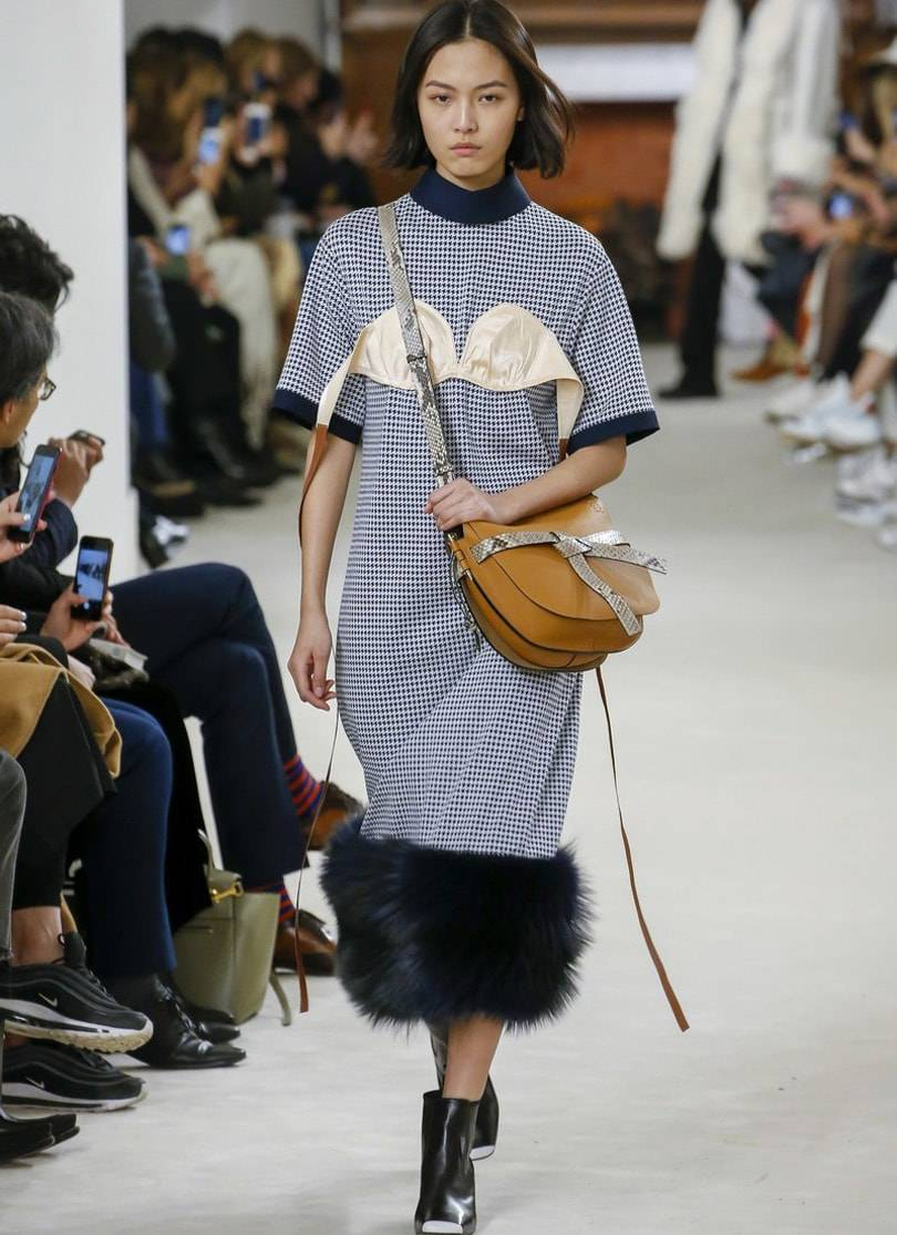 The rewoke flapper: womenswear's important trend for Fall