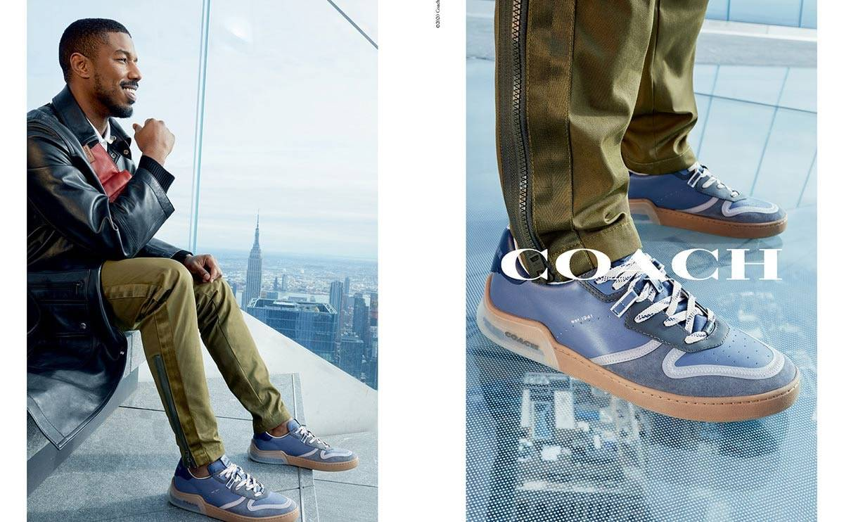 Coach launches new footwear collection Coach CitySole