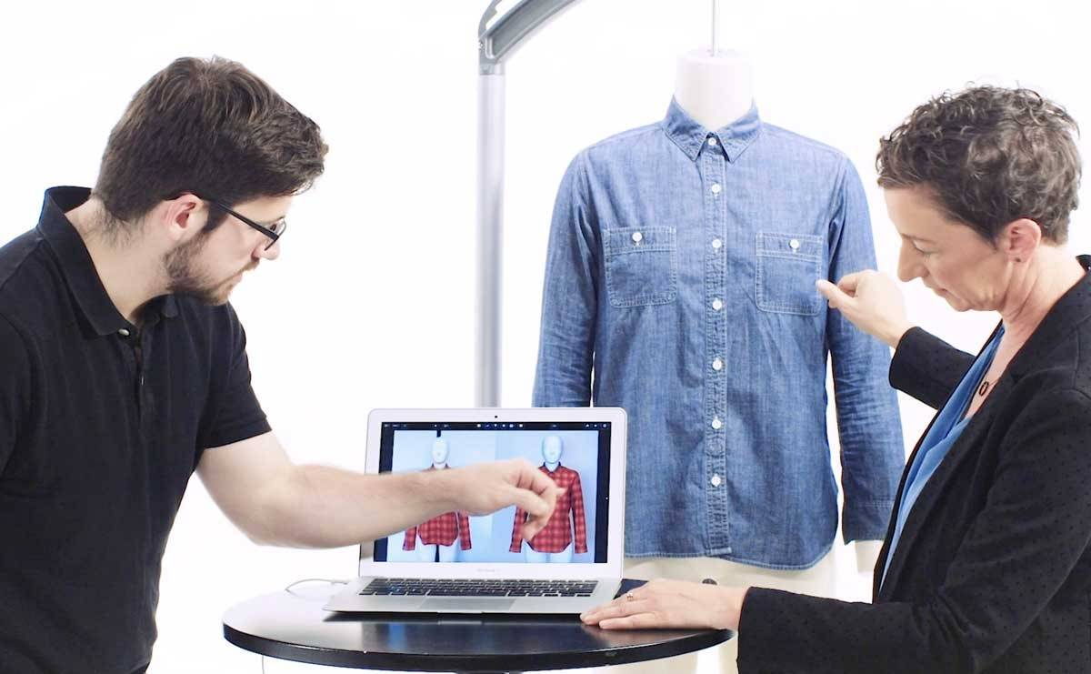 3D – Facilitating the digital transformation in the fashion industry