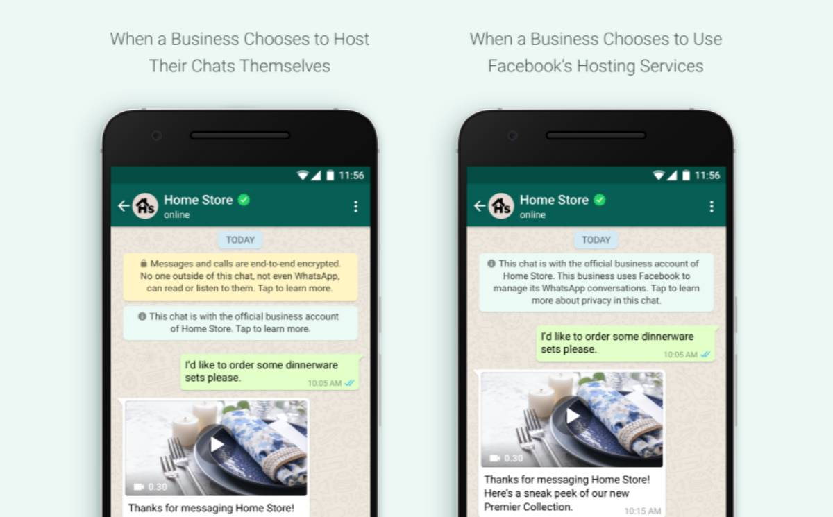 Whatsapp to provide in-app purchases
