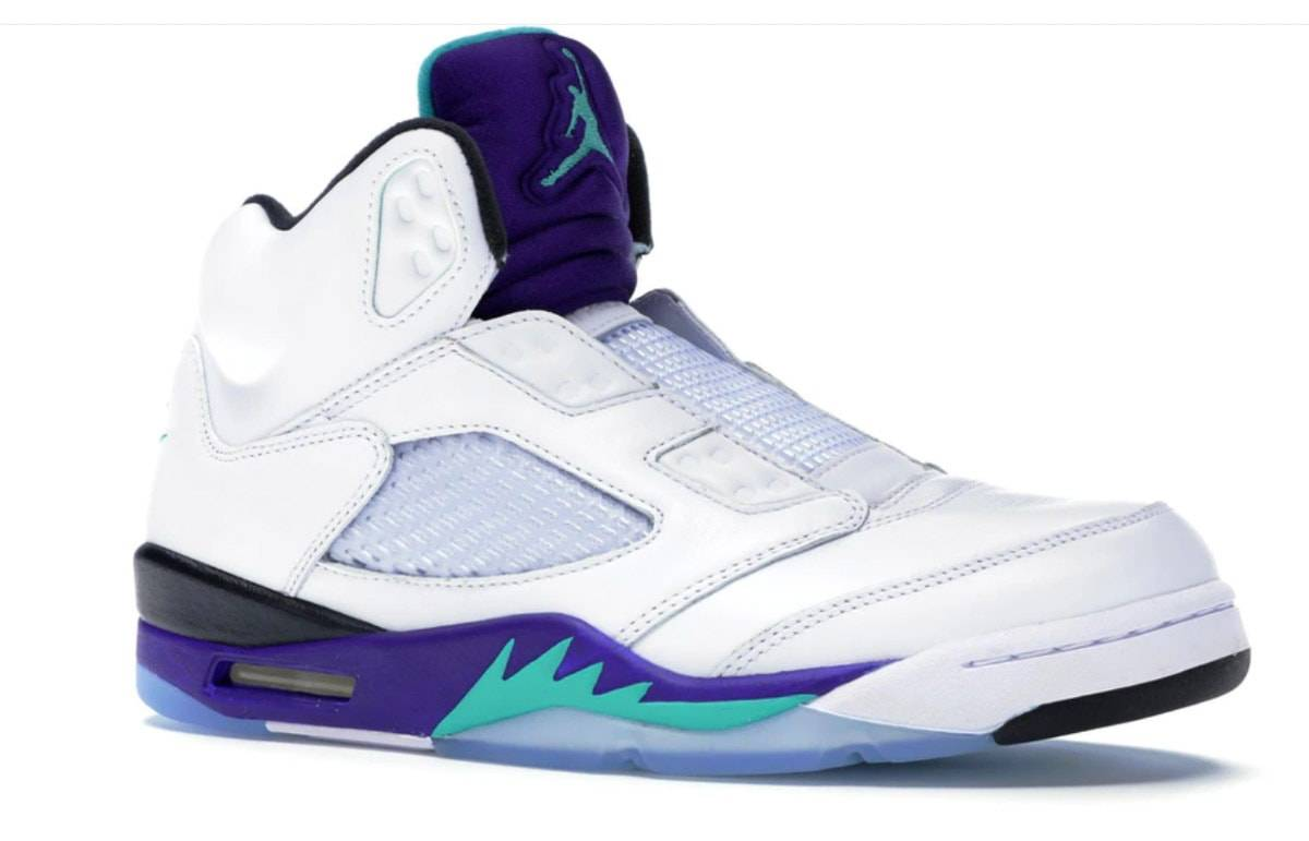 """alumno sin cable Susteen  Fresh Prince"""" remake: sneakers are already here"""
