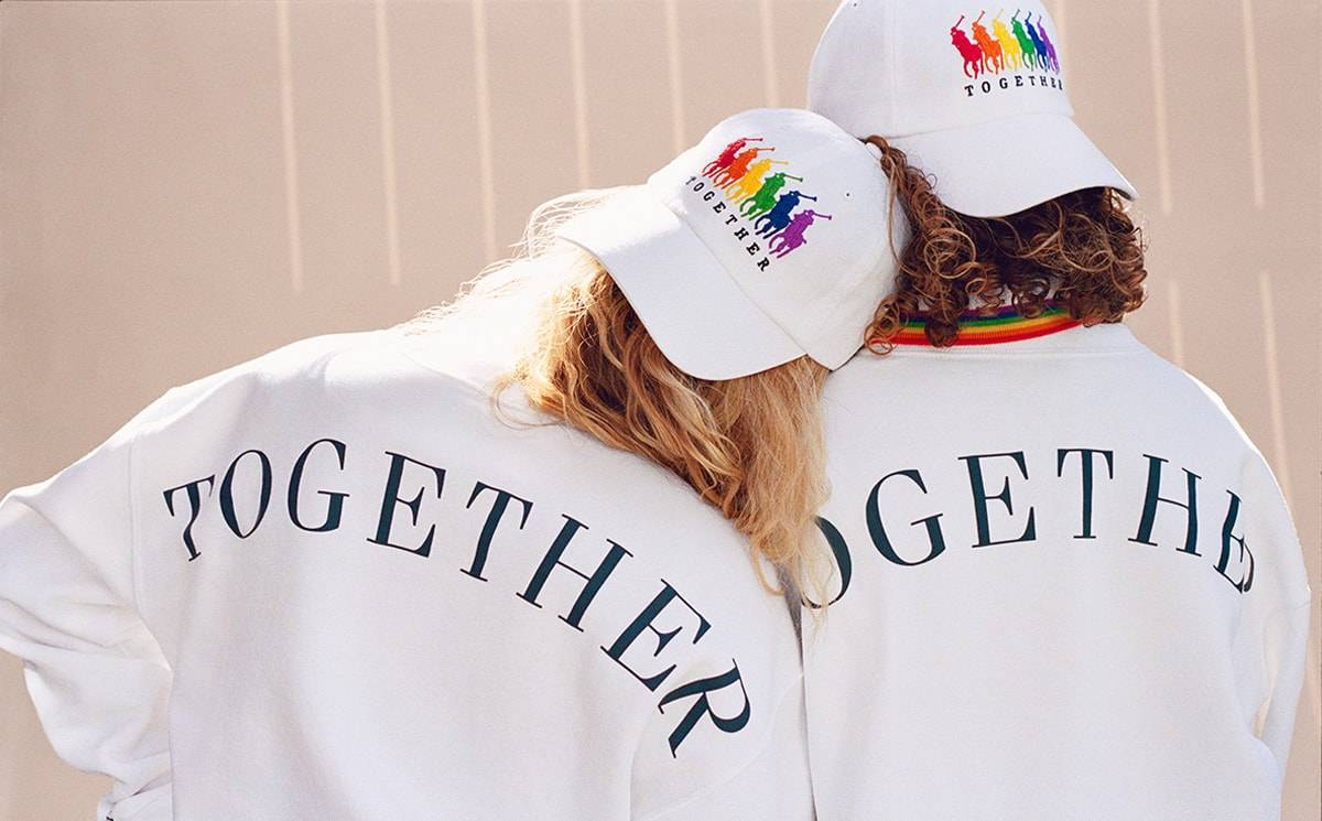 Ralph Lauren launches capsule collection in honor of Pride