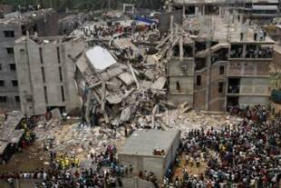 Rana Plaza – one year after