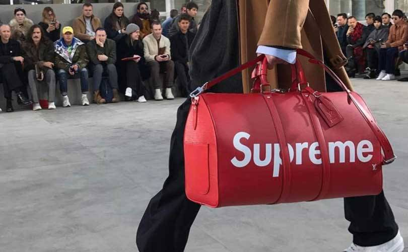 Supreme denies speculation concerning LVMH acquisition
