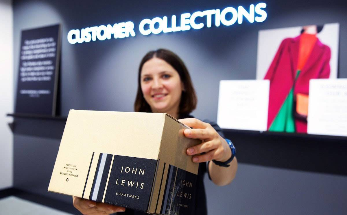 John Lewis: Promotions boost weekly fashion sales by 32 percent