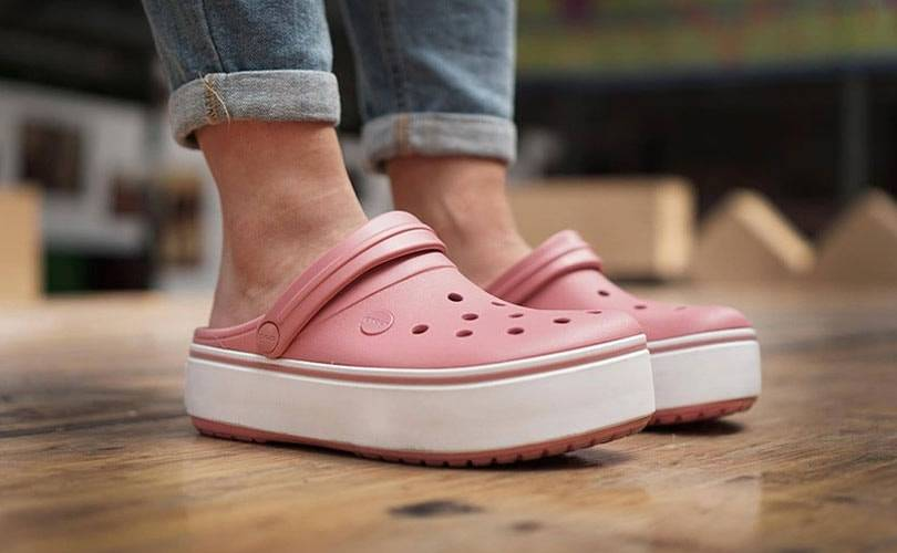 Crocs cuts back on Chinese production on products for US market