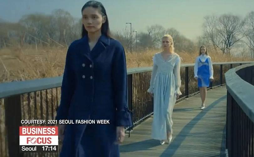 Video: From museum to runway, Seoul Fashion Week FW21