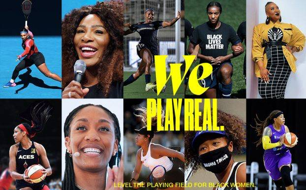 Nike celebrates Black women with We Play Real film
