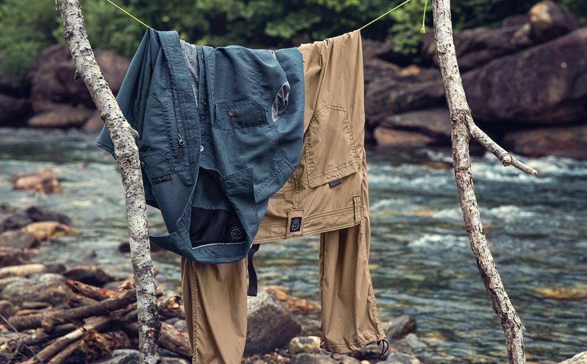 Wrangler expands outdoor apparel by launching a new line