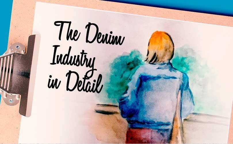 Infographic - Data from the Denim Industry