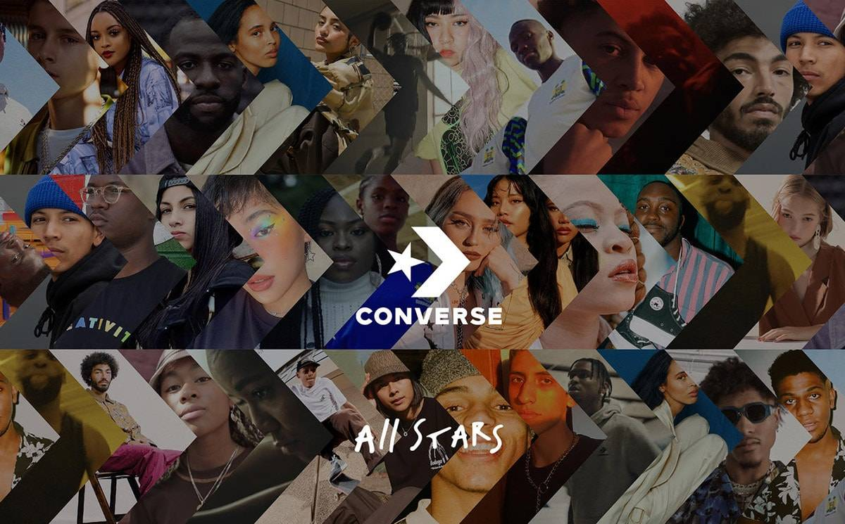Converse All Stars Programme expanded to embrace change