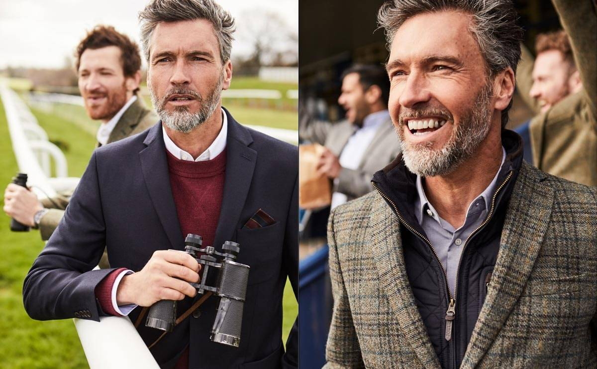 Joules launches first men's formalwear collection