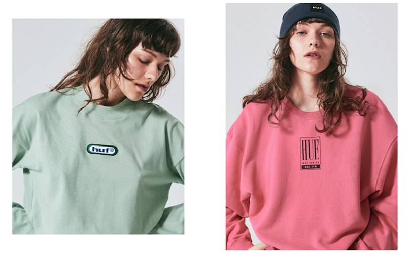 HUF RELEASES FALL 2020 WOMEN'S COLLECTION