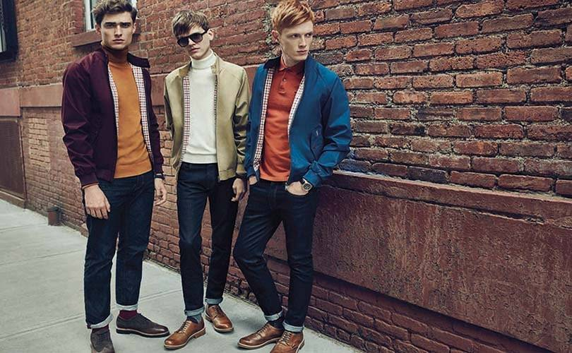 Ben Sherman looks to China to grow their international presence