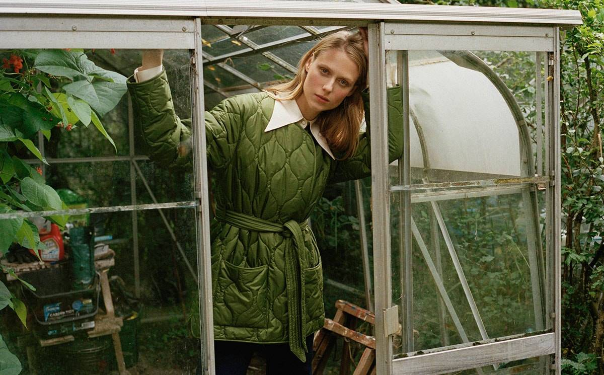 Barbour continues collaboration with AlexaChung