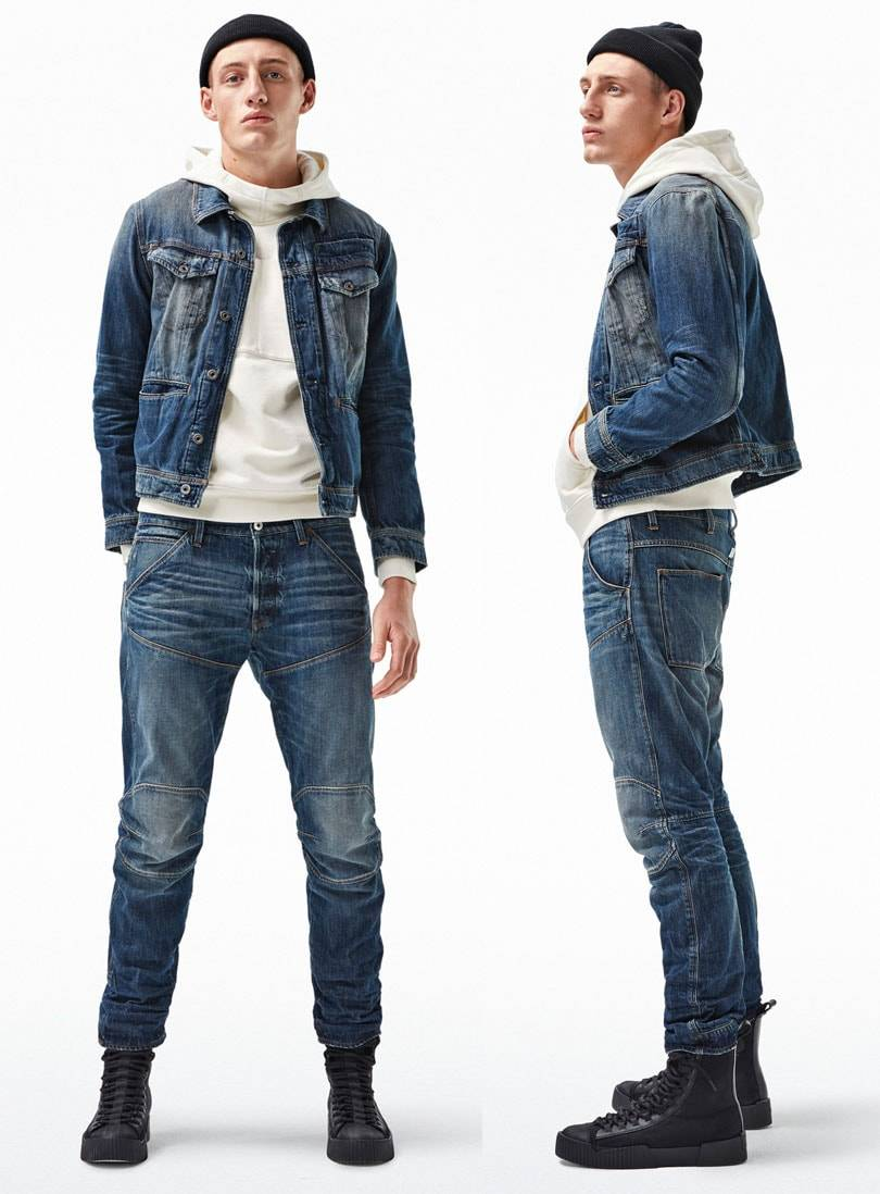 G-Star Raw unveils 'Most Sustainable Jeans Ever'