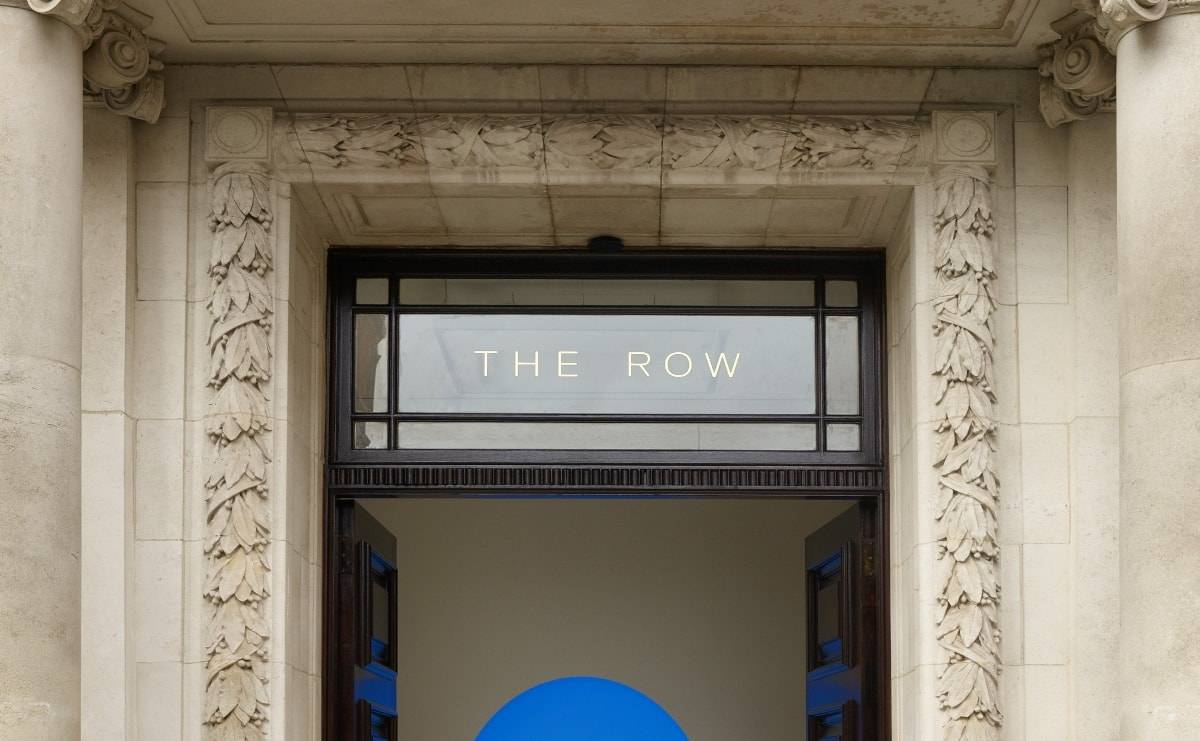 Olsen twins label The Row opens debut London flagship store