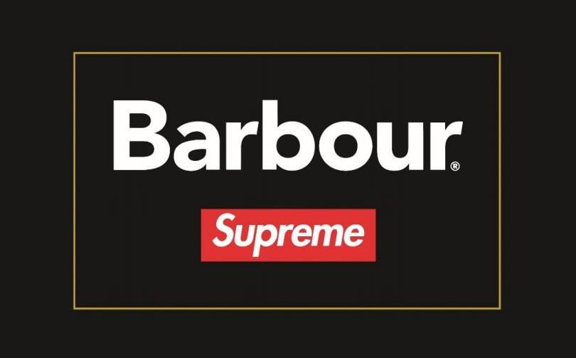 Barbour's Sell Out Collaboration with Supreme Returns