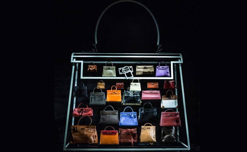 Hermès takes leather exhibition to Japan