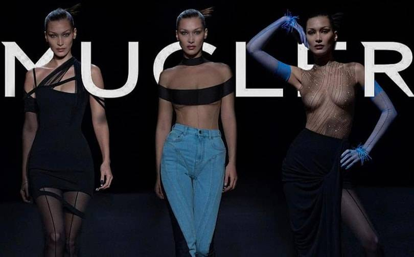 Video: Mugler SS21 collection