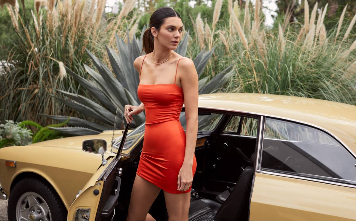 About You x Kendall Jenner collection will be available for just 72 hours