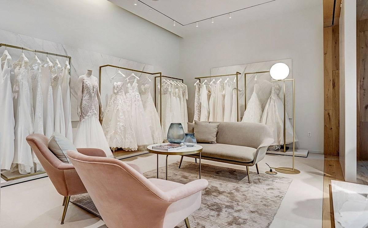 Pronovias continues its U.S. expansion with a new boutique in Houston, Texas