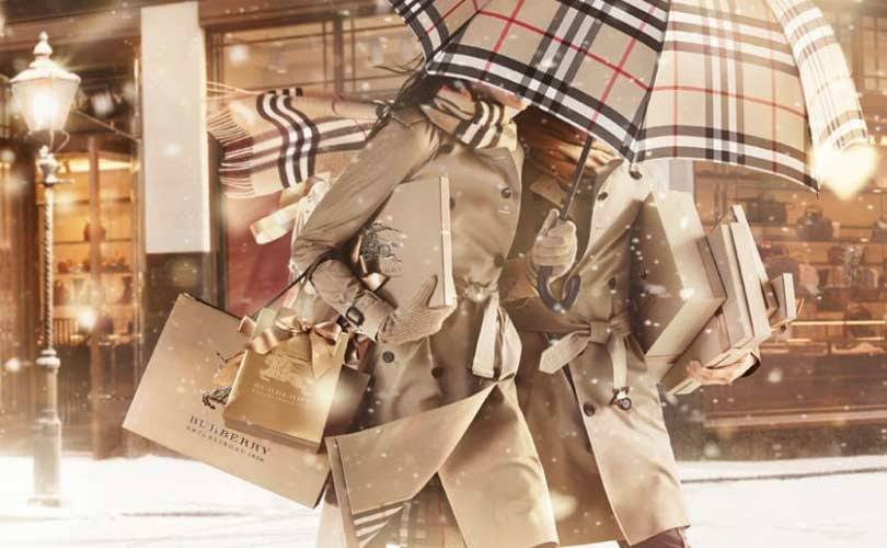 Burberry H1 Profits hit by currency fluctuations