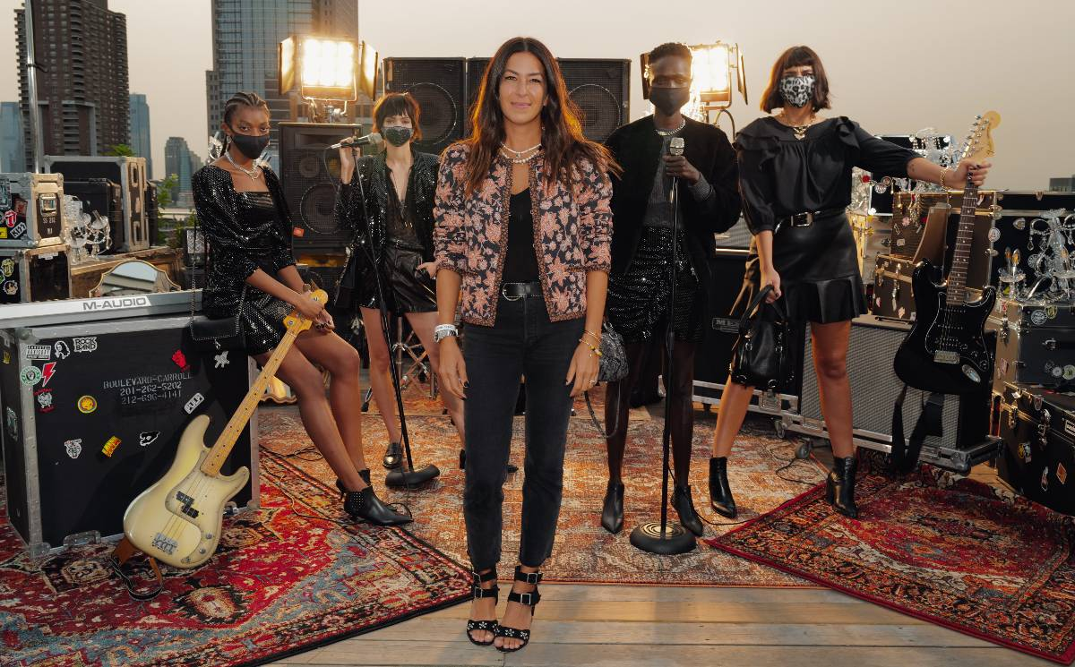 Rebecca Minkoff joins OnlyFans for NYFW engagement