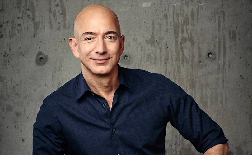 Jeff Bezos validates his title as the 'richest person of the world'