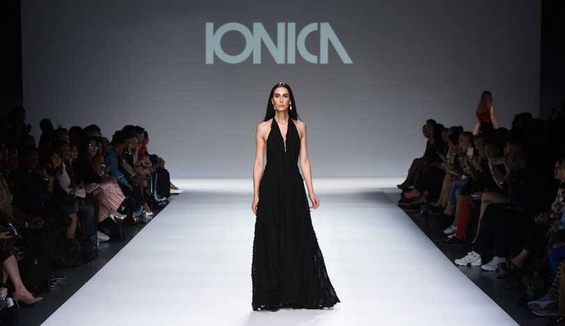 Ionica shows off 'French Riviera' inspired collection in NY