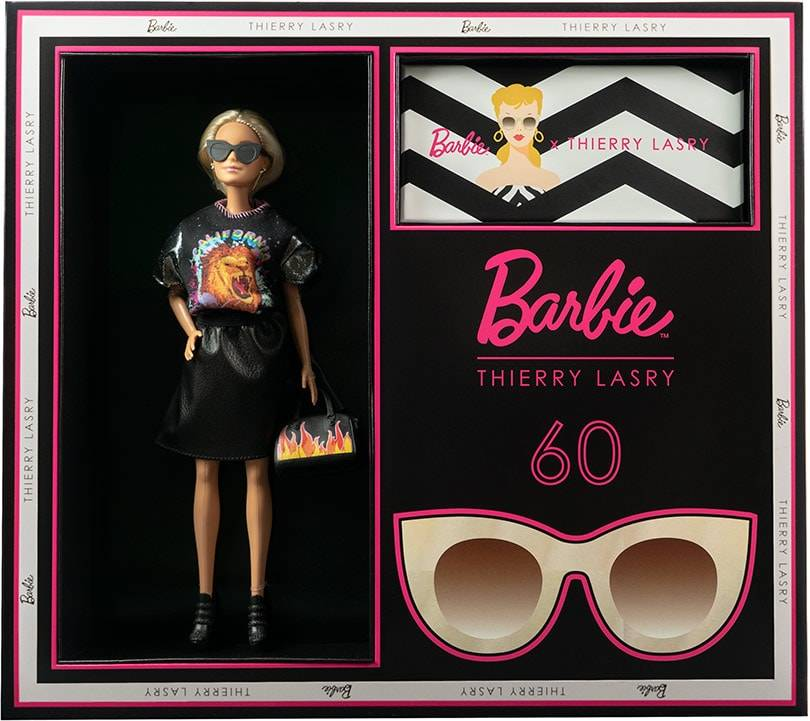 Thierry Lasry collaborates with Barbie
