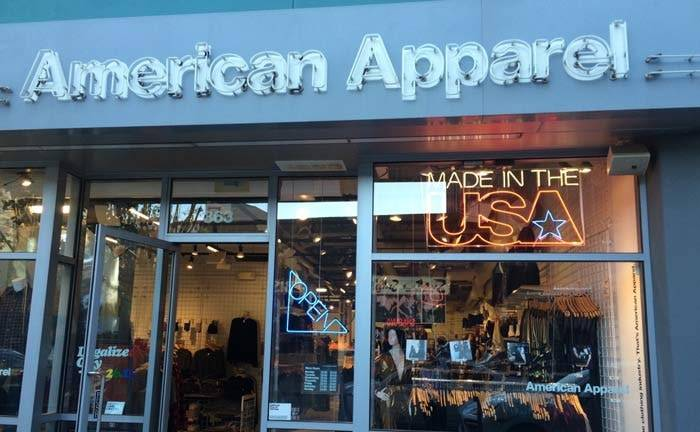 American Apparel workers lash out at LA headquarters on social media