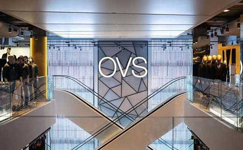 OVS Q1 adjusted EBITDA improves by 2.8 percent