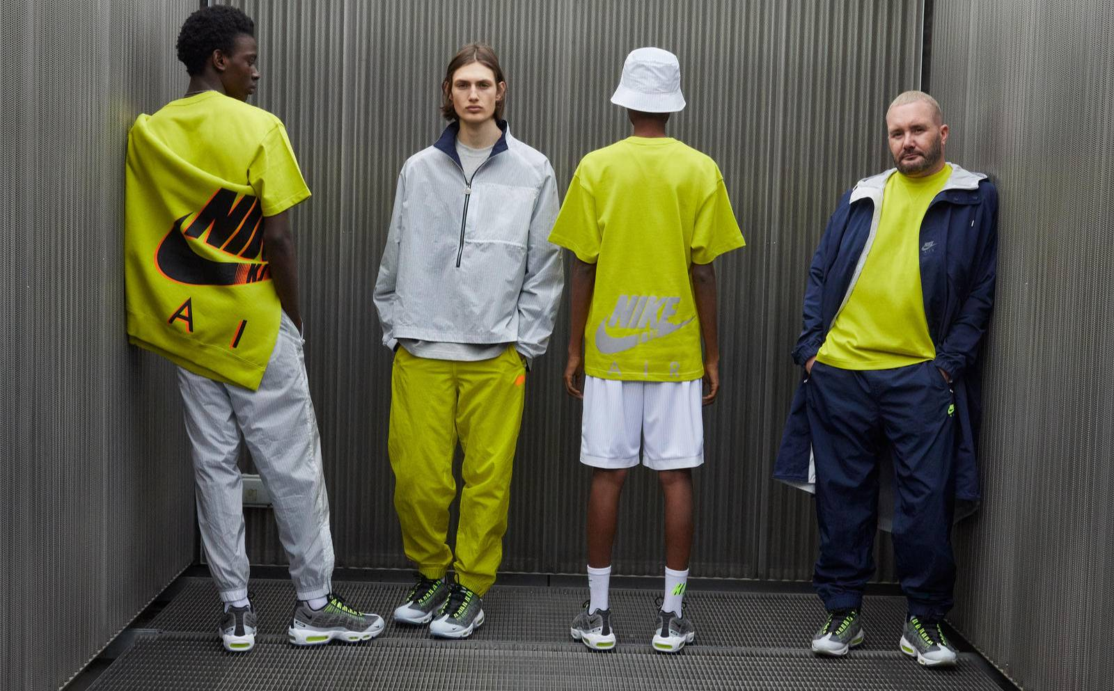 Nike and Kim Jones drop capsule collection