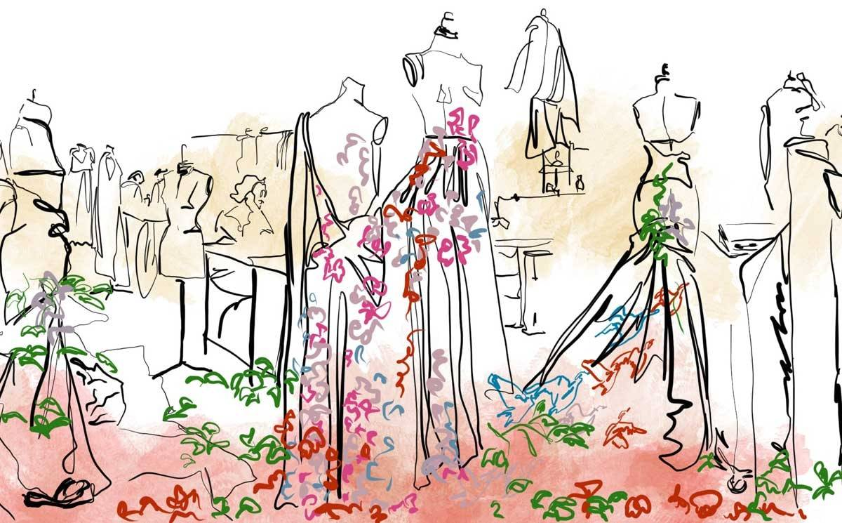 Condé Nast launches a sustainable fashion glossary