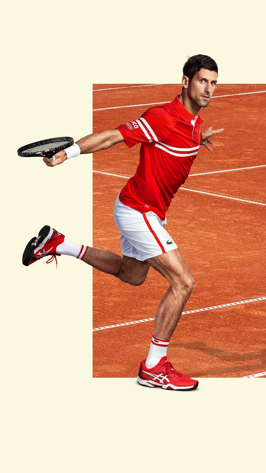 Asics signs up Novak Djokovic as footwear ambassador