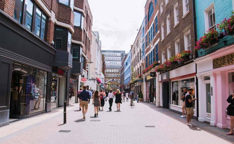 MPs call for business rates reforms to save the high street