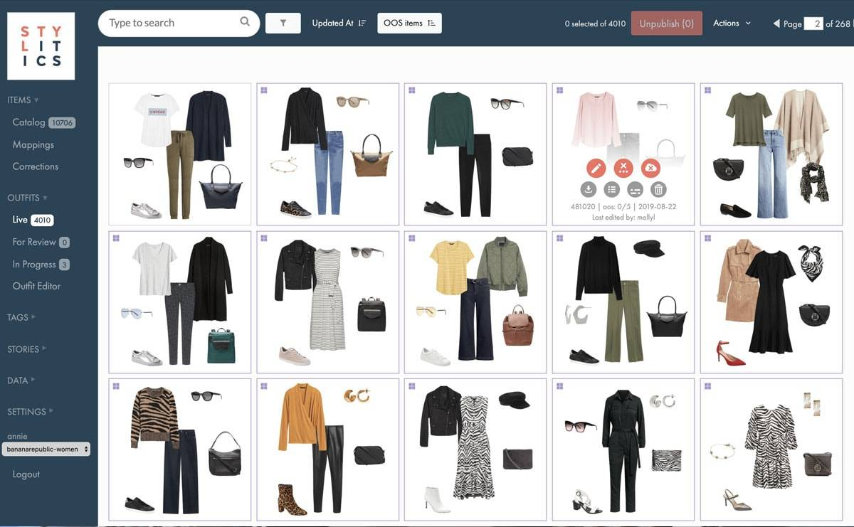 AI outfitting and styling platform Stylitics gets 15 million dollars in funding