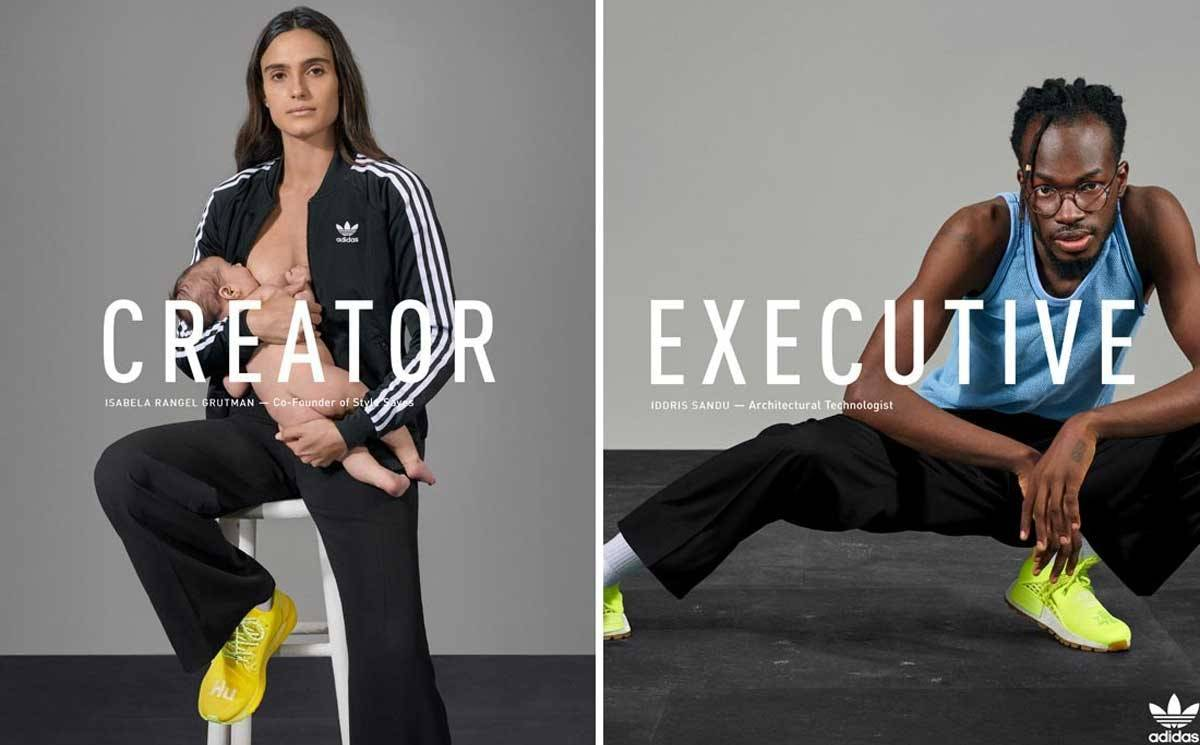Asombro Melodramático Ambiguo  Adidas pledges to hire more people of colour