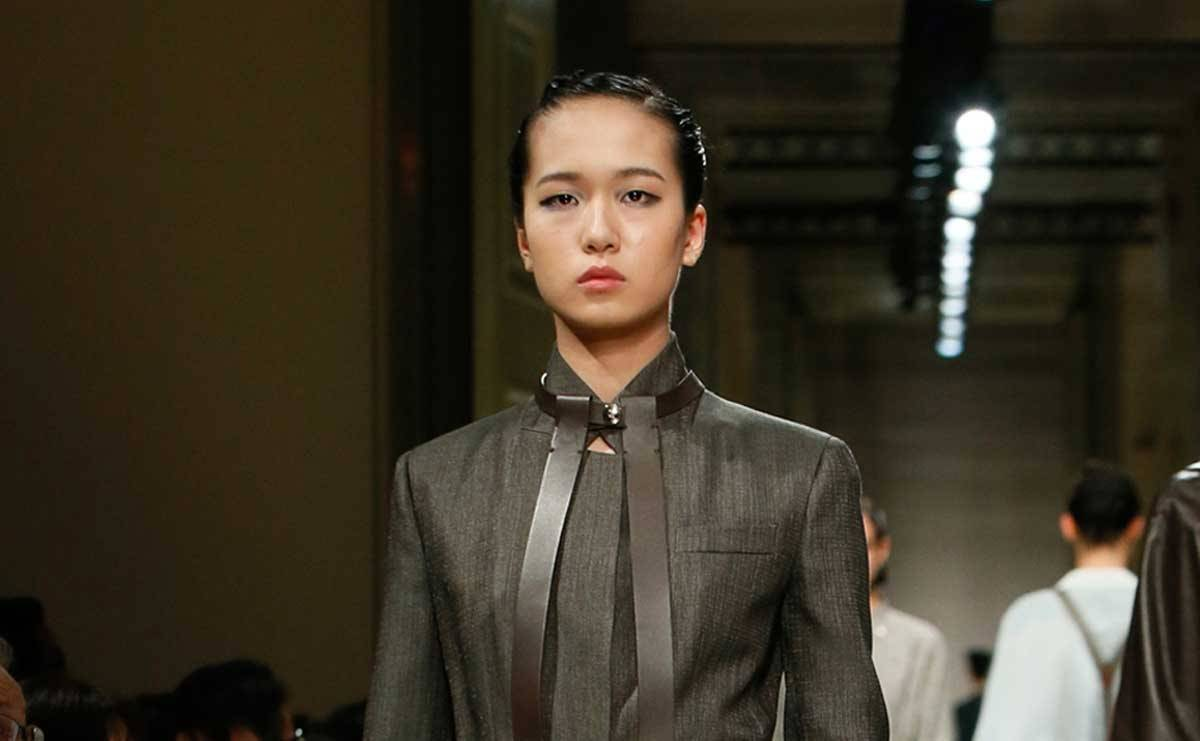 In Pictures: Giorgio Armani presents cruise collection in Tokyo