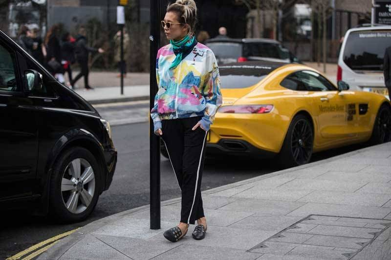 Pictures: LFW Street Style