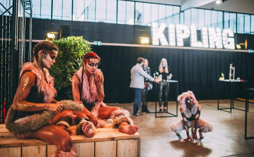 Kipling shares a sneak preview of its new brand direction