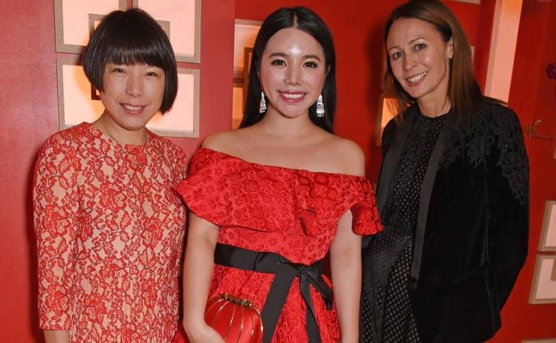 Chinese fashion investor Wendy Yu's take on London Fashion Week AW18