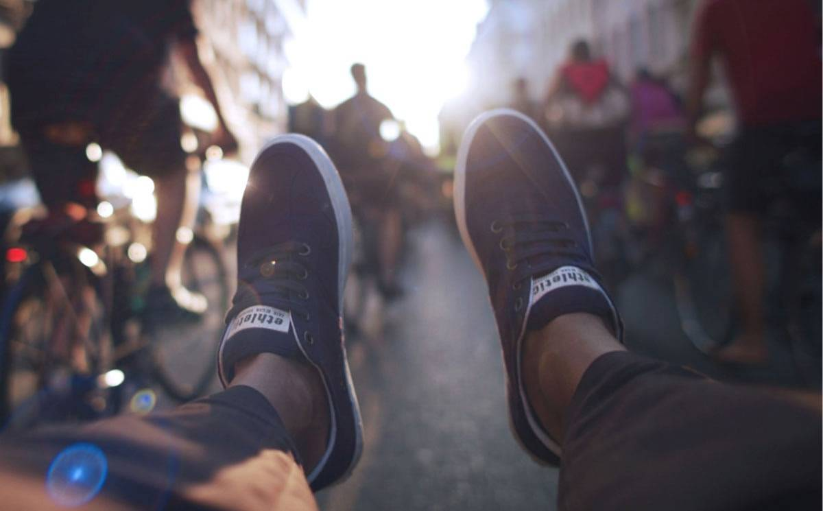 Sustainable fashion: Ethletic sneakers are fair, vegan and sustainable