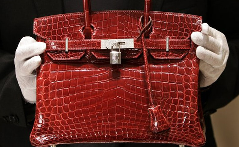 Hermes: Fashion's fight with its supply chain