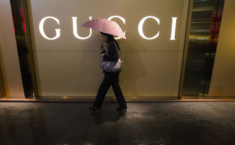 Luxury retailers suffer in China with currency devaluation