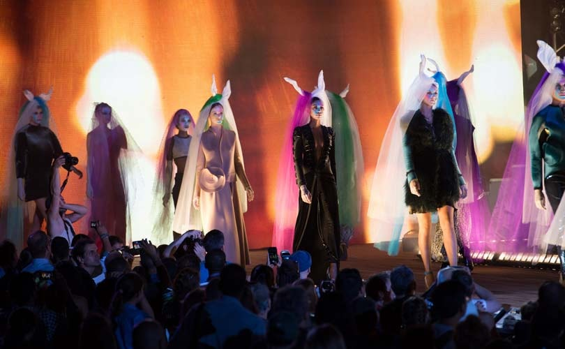 An Electric and dazzling program to celebrate Festival Mode & Design's 15th anniversary