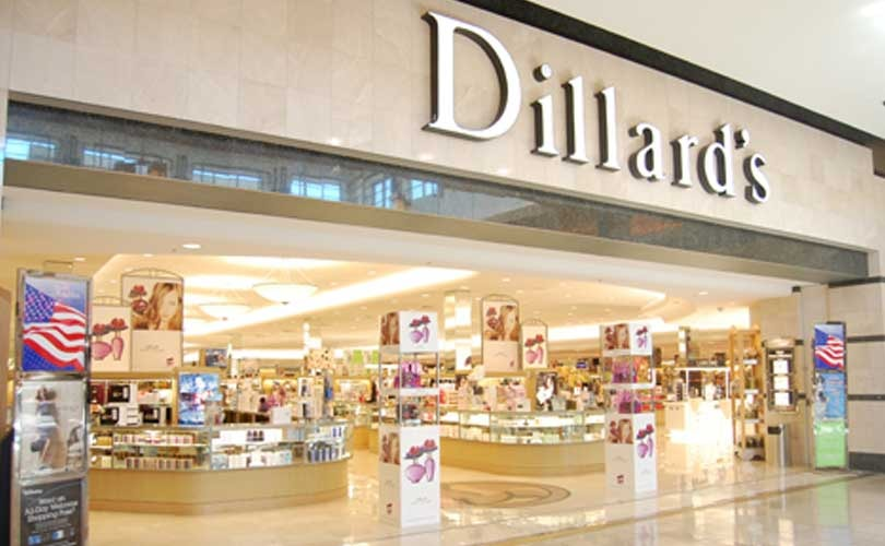 Dillard's reports 10 percent rise in FY14 earnings