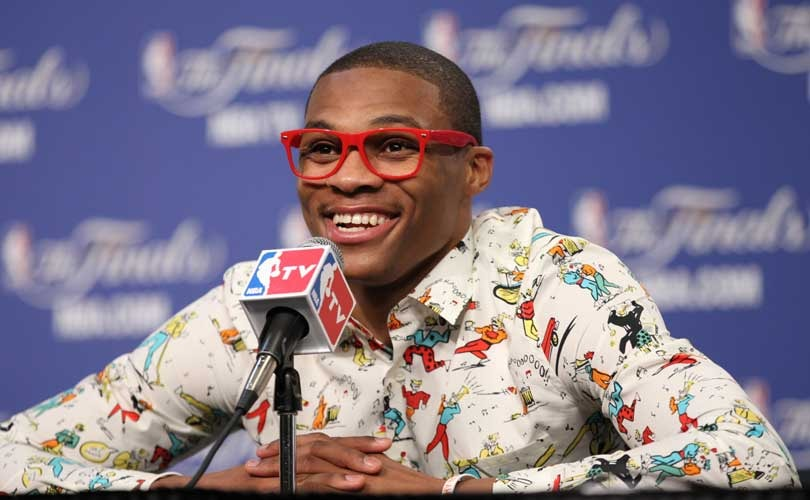 Russell Westbrook: from the courts to creative director